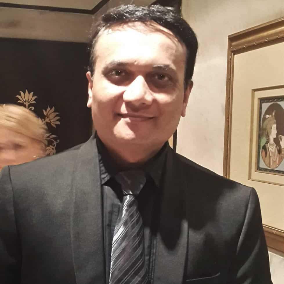 Yogesh Vyas